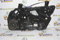 Volkswagen Passat 4Motion (3C2) Sedan 2.0 TDI 16V 170 (CBBB(Euro 5)) WINDOW MECHANISM RIGHT FRONT 2008 3C1837462H/3C2837756L/981222109 3C1837462H/3C2837756L/981222109
