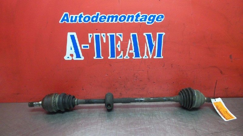 Opel Zafira (F75) MPV 2.2 16V (Z22SE) DRIVE SHAFT RIGHT FRONT 2001