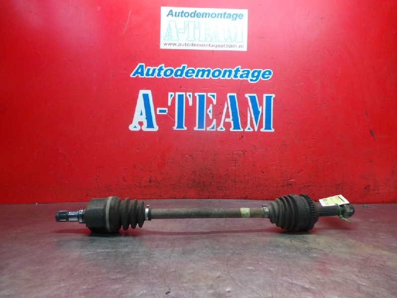 Daewoo / Chevrolet Kalos (SF48) Hatchback 1.2 (B12S1(Euro 4)) DRIVE SHAFT LEFT FRONT 2005