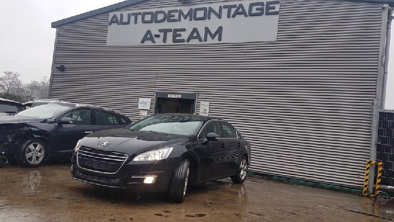 Peugeot 508 (8D) Sedan 1.6 THP 16V (EP6CDT(5FV)) DRIVE SHAFT RIGHT FRONT 2011  3273ZA