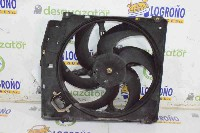 Lancia Delta (836) Hatchback 1.9 TDS (160.D.1000) COOLING FAN 1994