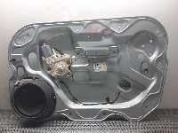 Ford Focus II Wagon Combi 1.6 16V LPG (SIDA(Euro 4)) WINDOW MECHANISM RIGHT FRONT 2006