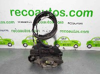 Mitsubishi Colt (Z2/Z3) Hatchback 1.5 16V CZT Turbo (4G15T) DOOR LOCK RIGHT FRONT 0 2 PINES/5 PUERTAS 2 PINES/2 PINES/5 PUERTAS
