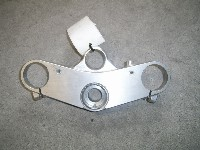 Kawasaki ZX 9 R 1998-1999 TOP YOKE (TRIPLE CLAMP) 1999