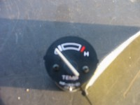 Honda CBR 1000 F 1993-1996 TEMPERATURE GAUGE 1993