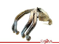 MV Agusta Brutale 1090 RR 2009 EXHAUST PIPE FRONT 2009