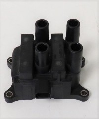 Ford Fiesta VII (JA8) Hatchback 1.25 16V (STJA(Euro 5)) IGNITION COIL 2012  CM5G12029FC/1823596