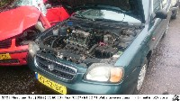 Suzuki Baleno (GC/GD) Sedan 1.6 16V (G16B)