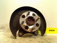 Kia Picanto (BA) Hatchback 1.0 12V (G4HE) STUB AXLE LEFT REAR 2005