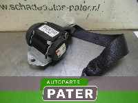 BMW 3 serie (E92) Coupé 325i 24V (N53-B30A) SEAT BELT RIGHT REAR 2008  607051100B