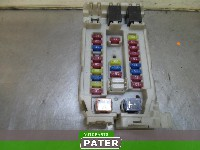 Isuzu D-Max Pick-up 2.5 D (4JK1-TC) FUSE BOX 2011  02548190