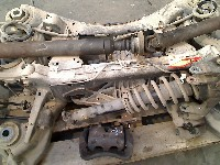 Cadillac CTS II Sedan 3.6 V6 24V (LFX) DIFFERENTIAL 2010