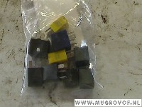 Opel Astra G (F08/48) Hatchback 1.6 (X16SZR) RELAY MISCELLANEOUS 1998