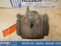 Toyota Celica {ZZT230/231} Coupé 1.8i 16V (1ZZFE) BRAKE CALIPER RIGHT FRONT 2000