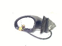 Seat Ibiza III (6L1) Hatchback 1.9 TDI 100 (ATD) SIDE MIRROR LEFT ELECTRIC 2002